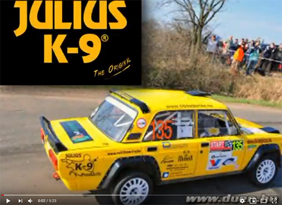 Julius-K9® Rallysport