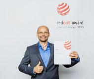 Julius Sebo - Red Dot Award
