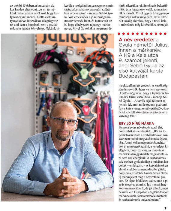 K&K interjú Sebő Gyulával
